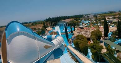 Tο Paphos Aphrodite Waterpark αναδείχθηκε ΠΡΩΤΟ και ΚΑΛΥΤΕΡΟ στην Κύπρο!