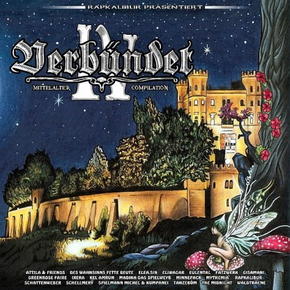 Verbündet - Vol. IV CD