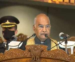 President Kashmir Visit: