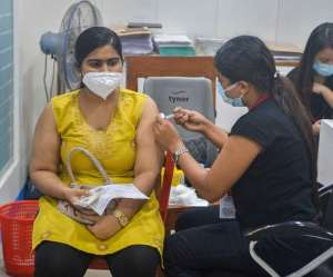 Vaccination In Uttarakhand: