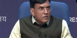 Health Minister Mansukh Mandaviya: