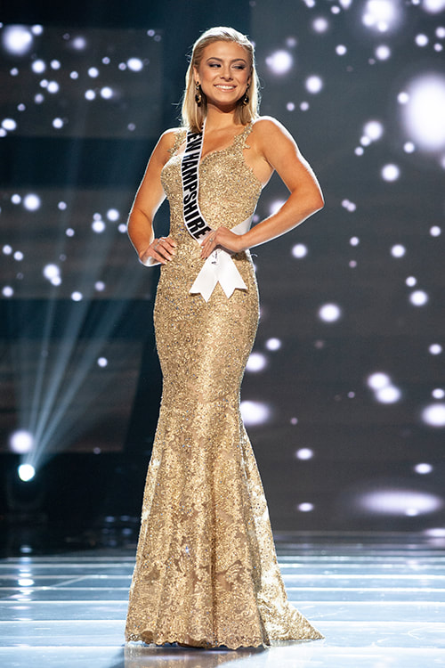 Jadyn McDonough Miss New Hampshire Teen USA 2019 Pageant Update