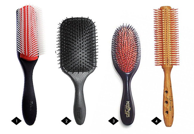 The Best Brushes For Your Hairstyle Melissa Meyers