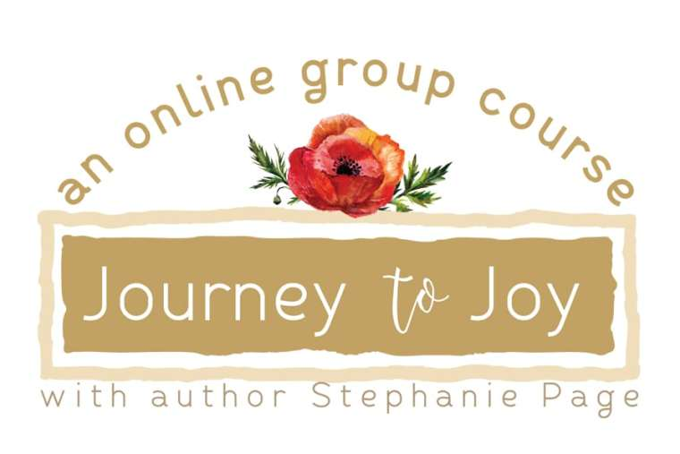 Journey to Joy with Stephanie Page
