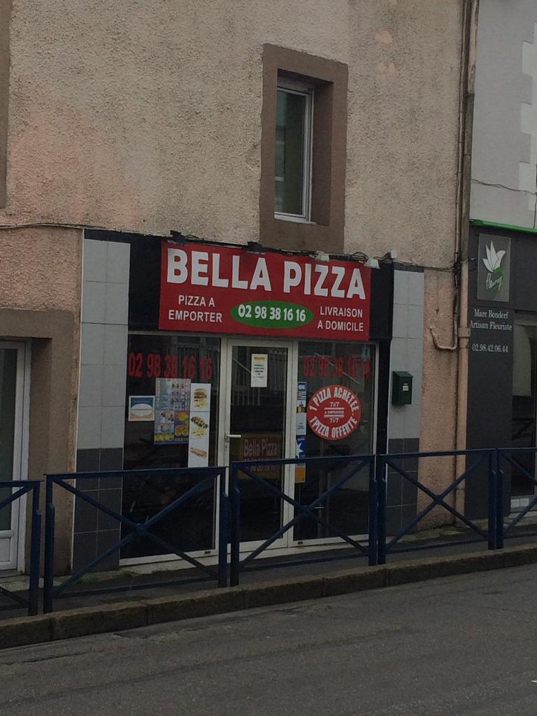 la mia pizza brest restaurant