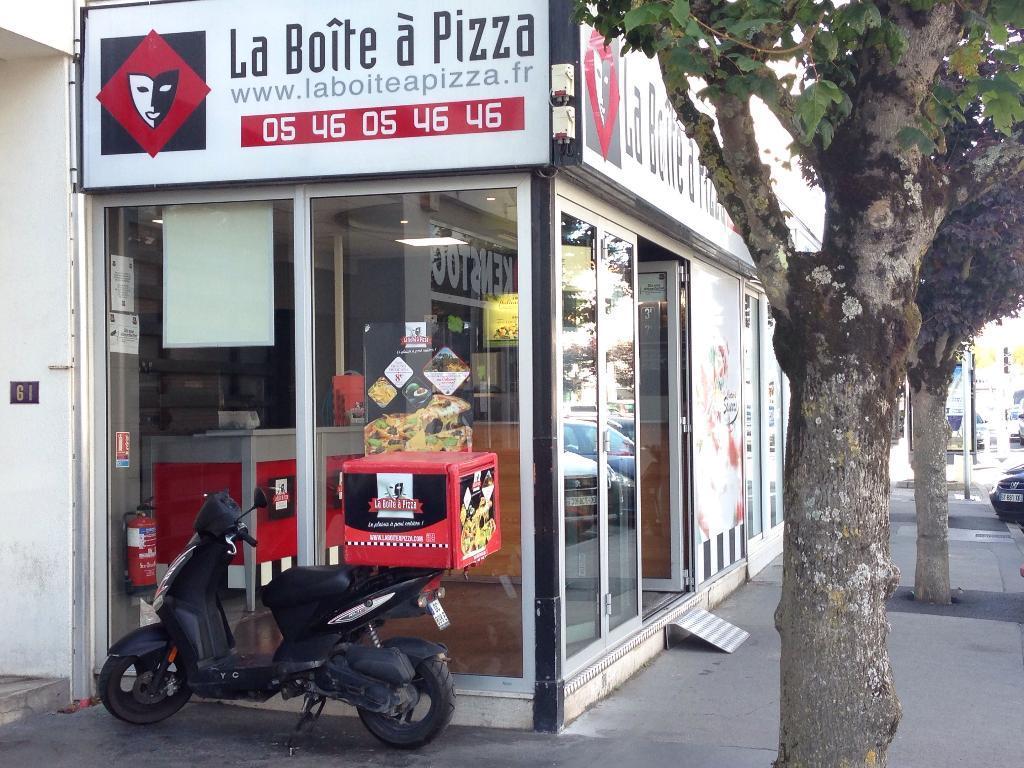 la boite a pizza royan restaurant