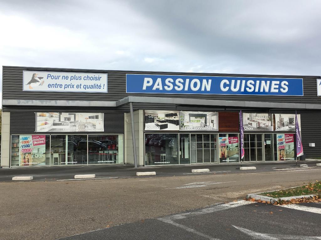 passion cuisines besancon cuisiniste
