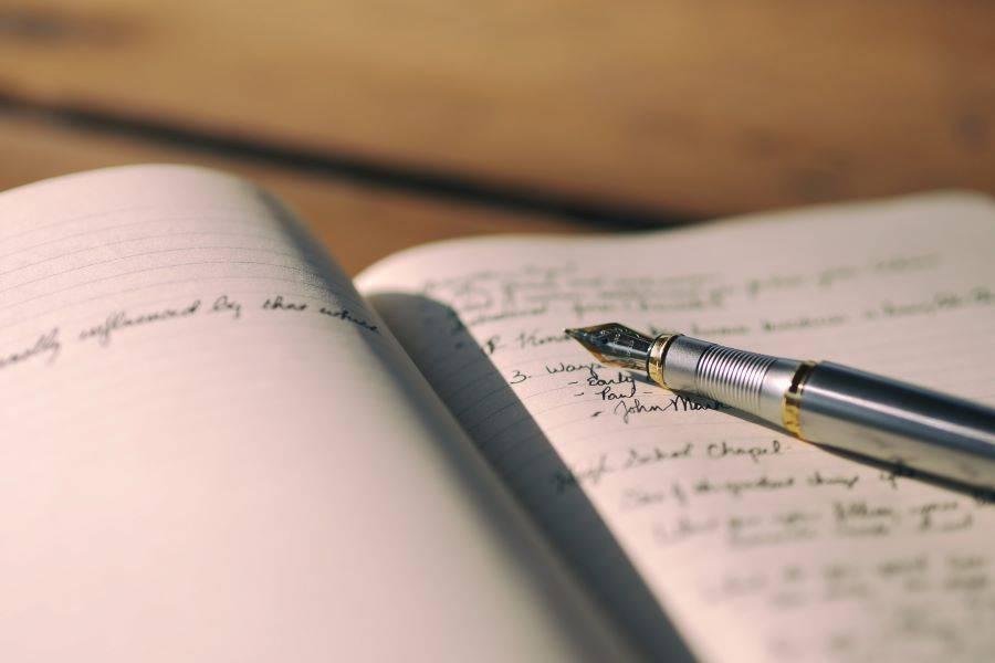 Pause écriture : le temps d'écrire