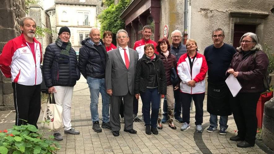 Nord-Aveyron : un chassé-croisé princier en Carladez !