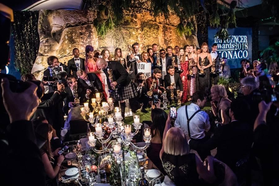 «Influencer Awards» : les stars des réseaux récompensés