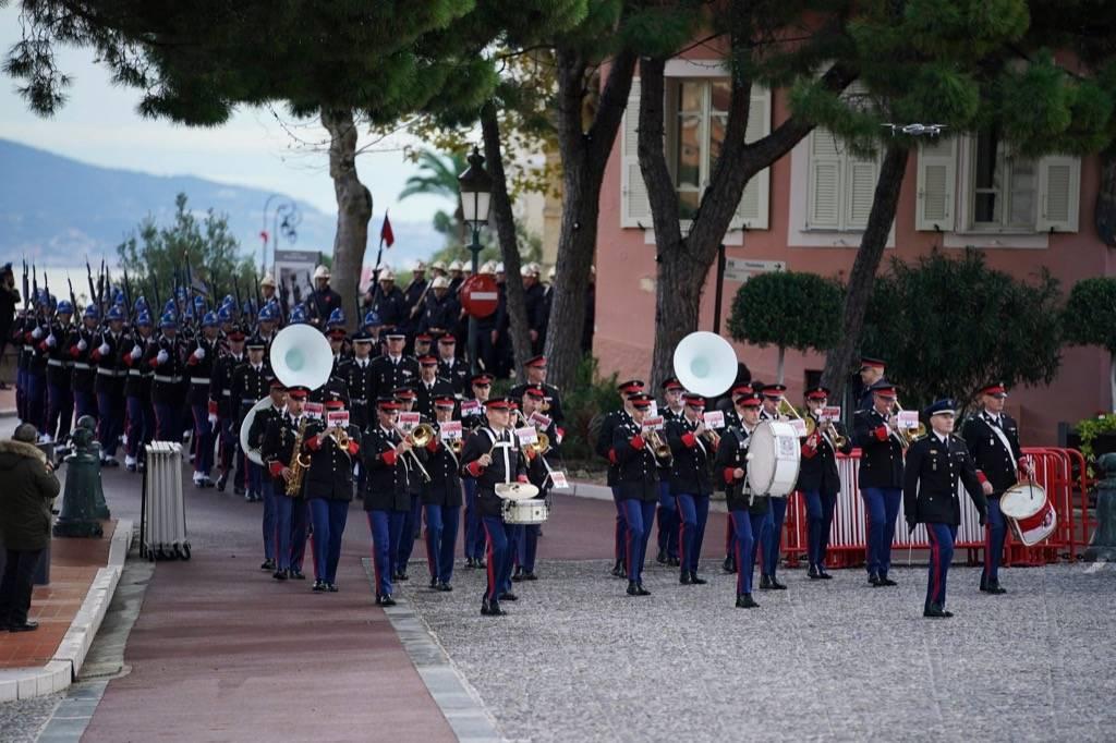 Les répétitions en images de l'Orchestre des Carabiniers