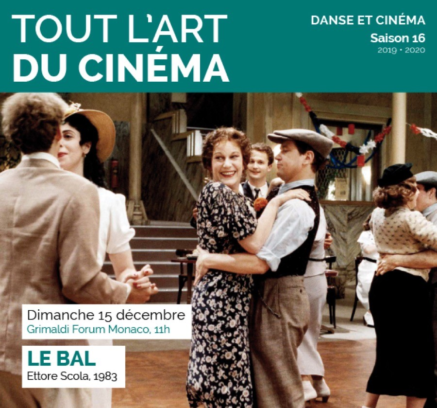 Le Bal et Les Ballets au Grimaldi Forum
