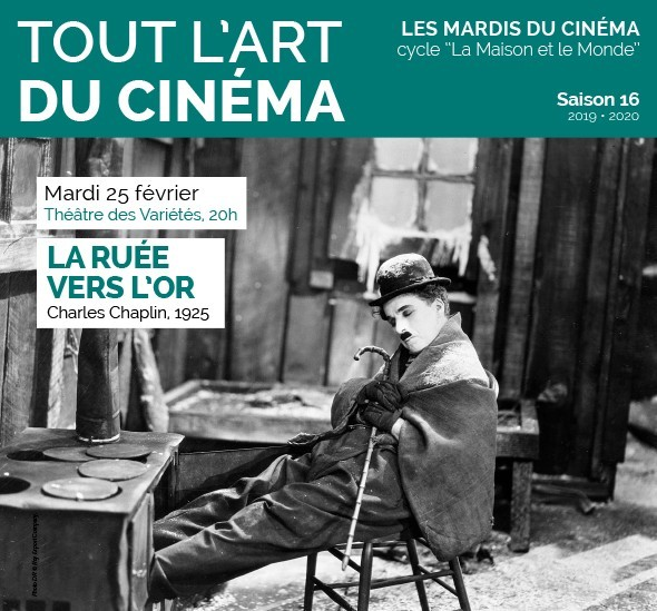 Charlot S'invite à Tout l'Art du Cinéma