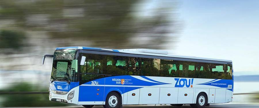 Les Bus ZOU S'installent Entre Beaulieu-sur-Mer, Monaco et Menton
