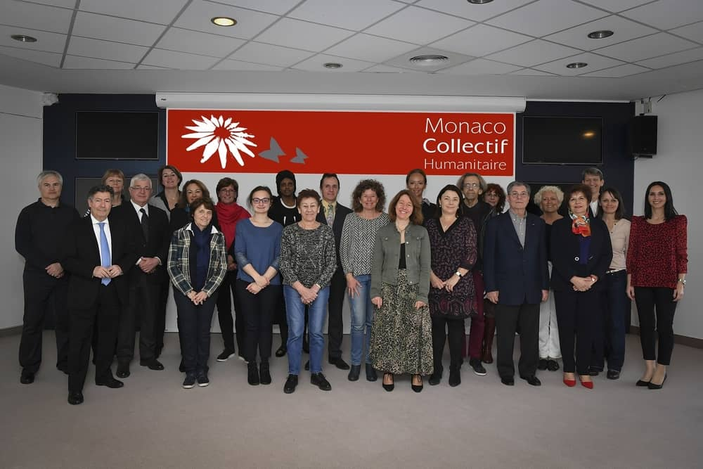 Monaco Collectif Humanitaire fait son bilan 2019