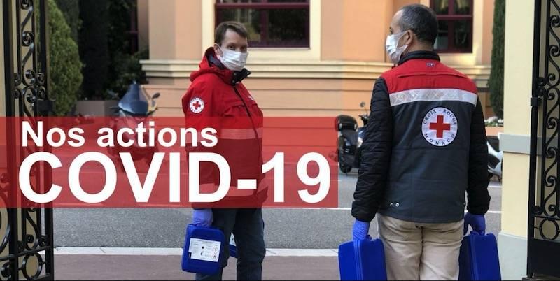 Coronavirus : La Croix-Rouge Monégasque Débloque 430.000 € Pour L'international