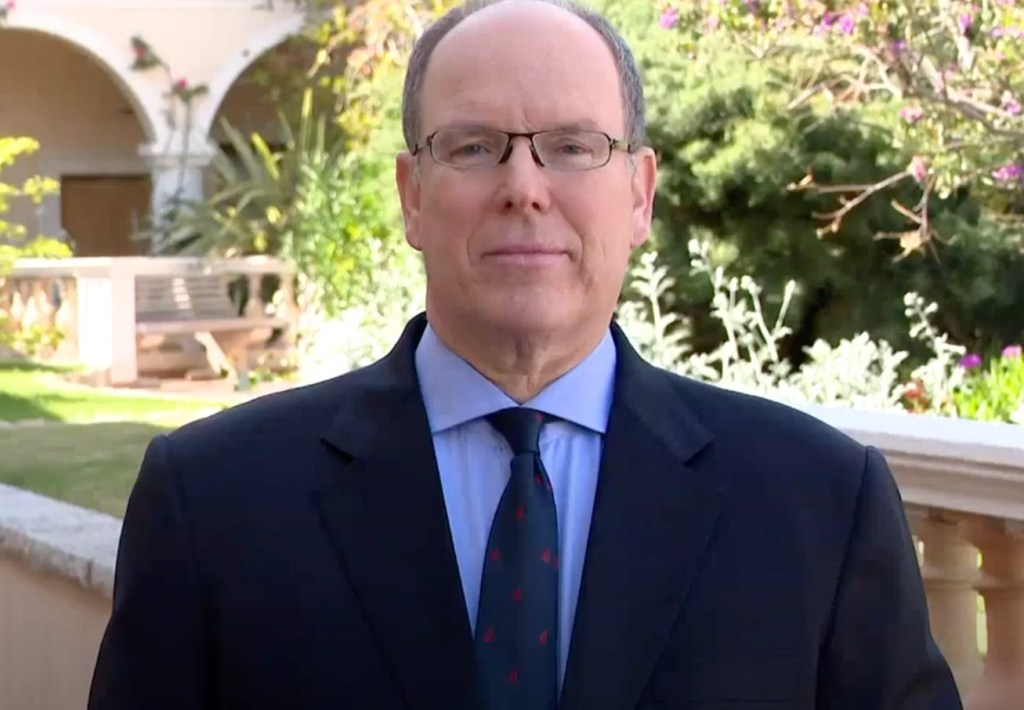Le Message du Prince Albert II à L'occasion du Earth Day