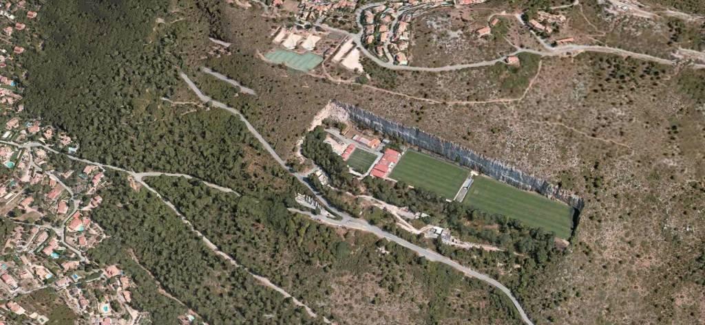 Monaco: Un Mort au Centre D'entraînement Après Un Éboulement