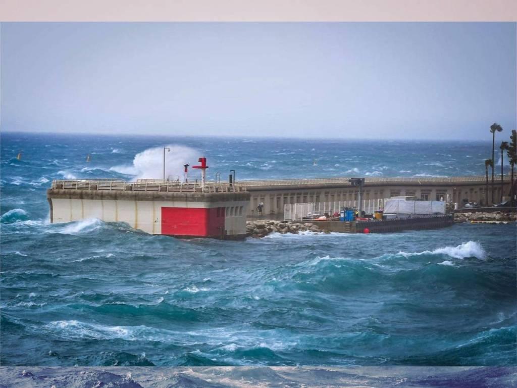 Monaco relativement épargné par la tempête alex