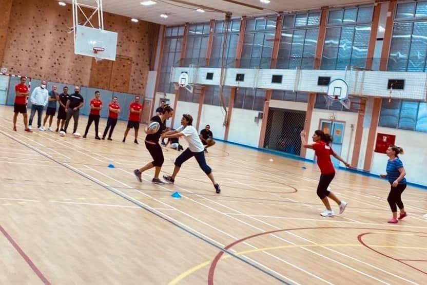 Le «Touch-Rugby» bientôt à l'école