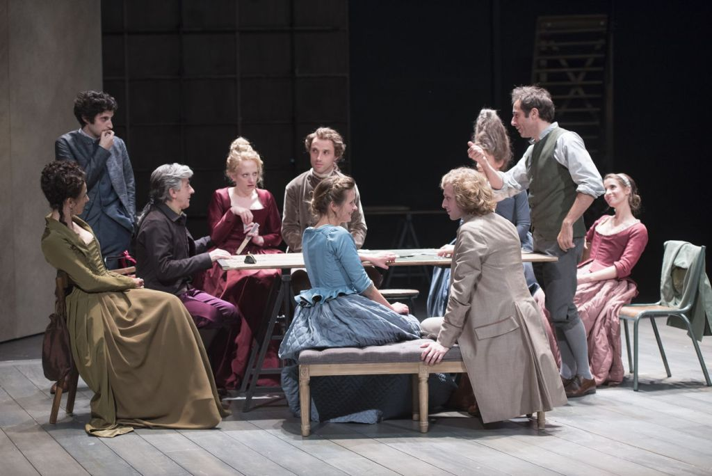 Goldoni au Théâtre Princesse Grace