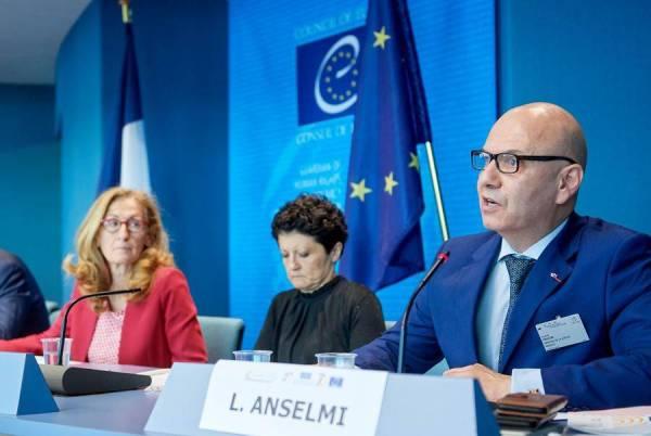 130ème Session du Comité des Ministres du Conseil de l'Europe