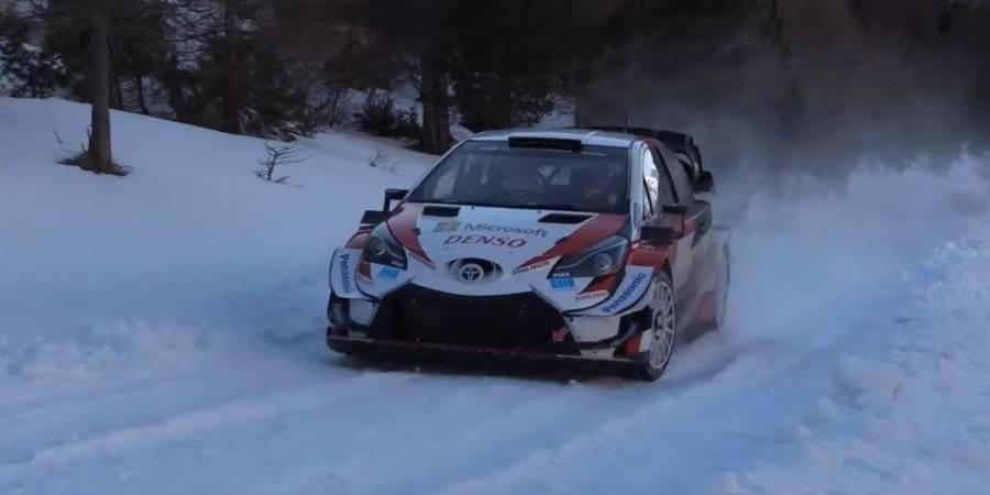Des associations écologistes portent plainte contre «les exactions» du Rallye Monte Carlo