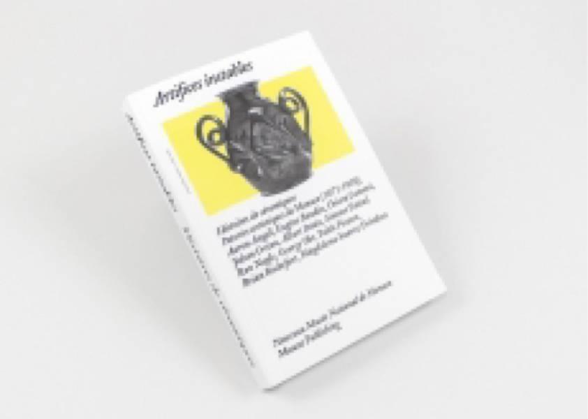 Le NMNM publie le catalogue «Artifices instables, Histoires de céramiques»