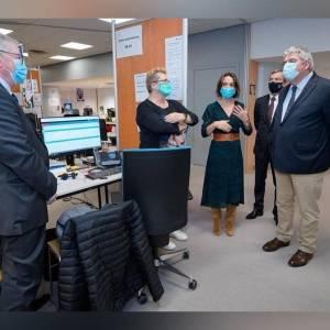 Coronavirus : le Centre de Suivi des Patients en chiffres