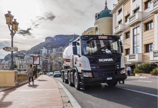 Ecotrans : Monaco transporte en vert