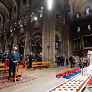 Les Carabiniers du Prince célèbrent la Saint Sébastien