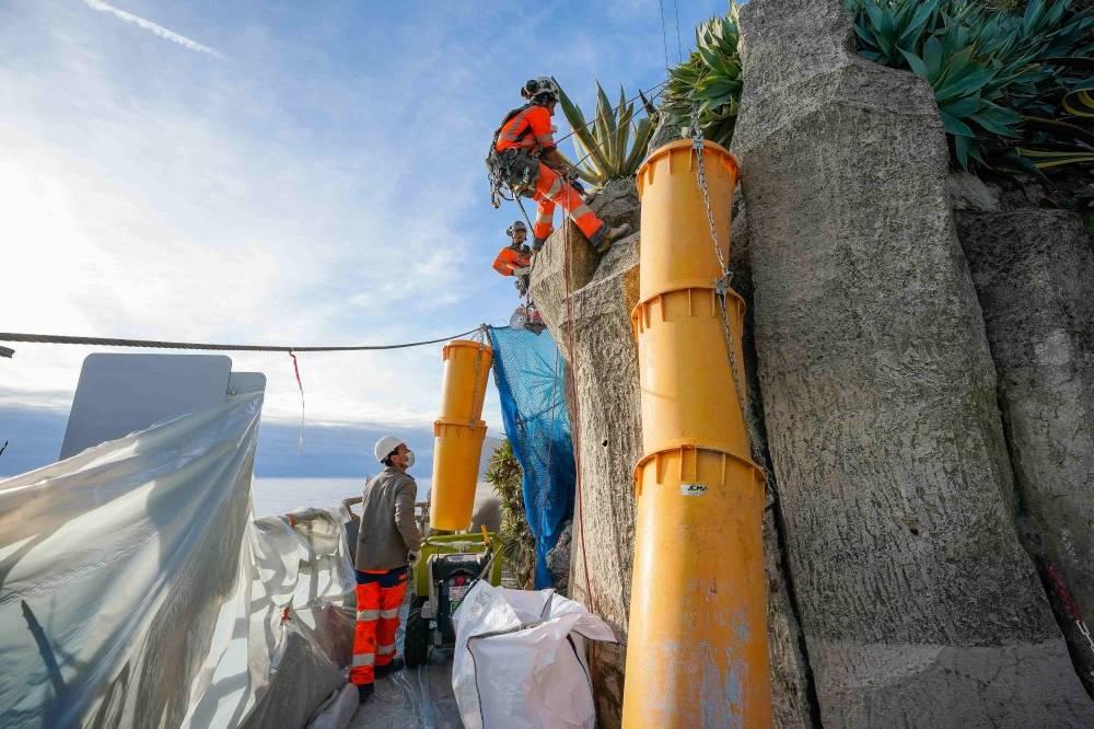 Les travaux du Jardin Exotique dureront jusqu'en 2022