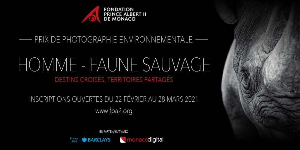La Fondation Prince Albert II lance son concours de photographie environnementale
