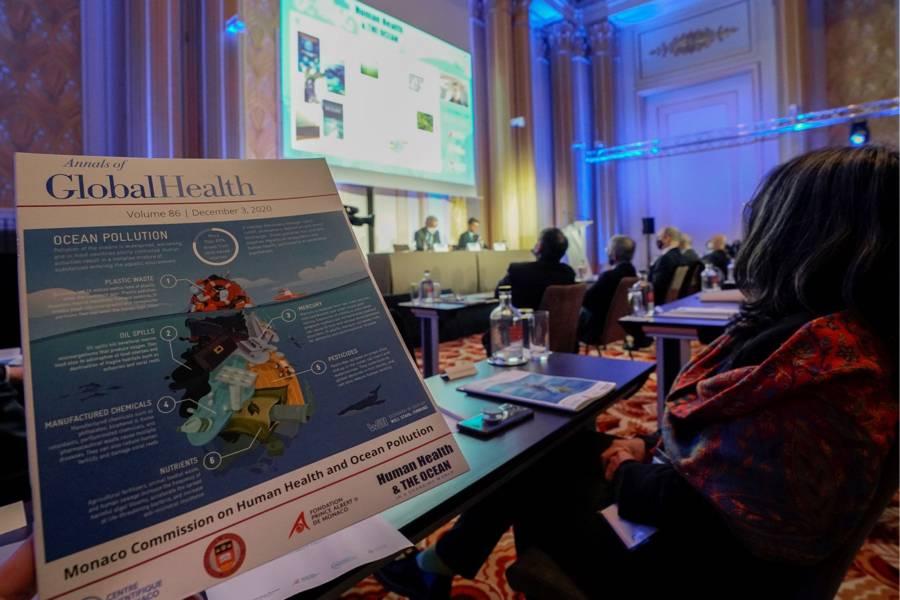 2e Réunion de la Commission de Monaco sur la Santé Humaine et la Pollution des Océans