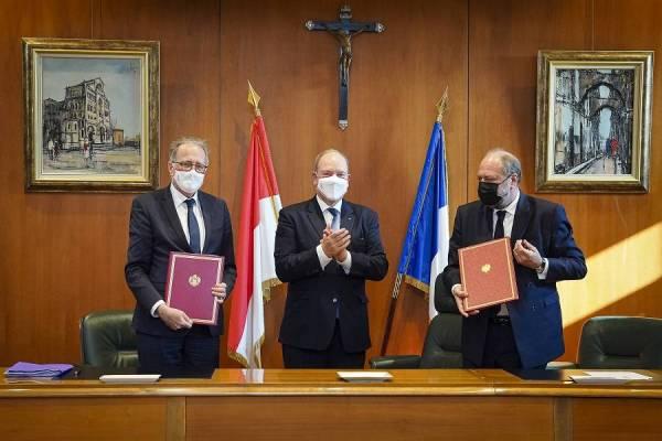 Monaco et la France font cause commune contre le terrorisme