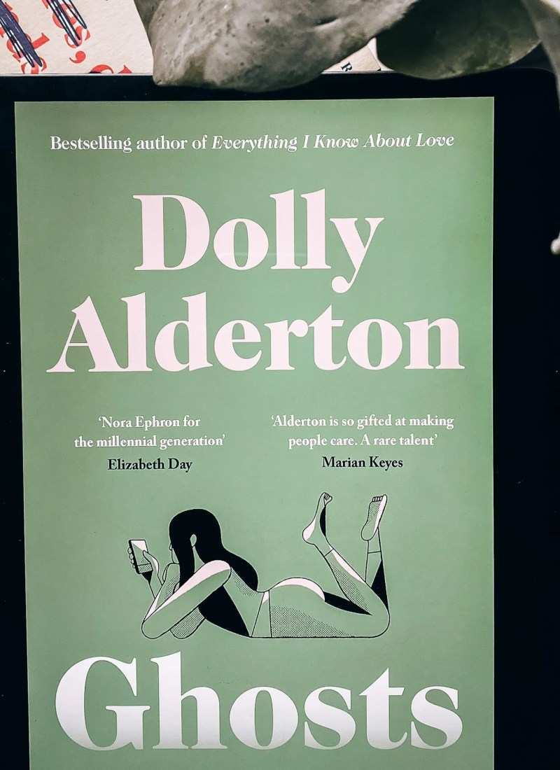 Ghosts by Dolly Alderton || Book Review
