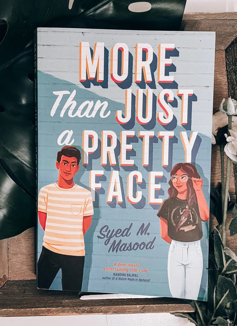 More Than Just A Pretty Face || Book Review