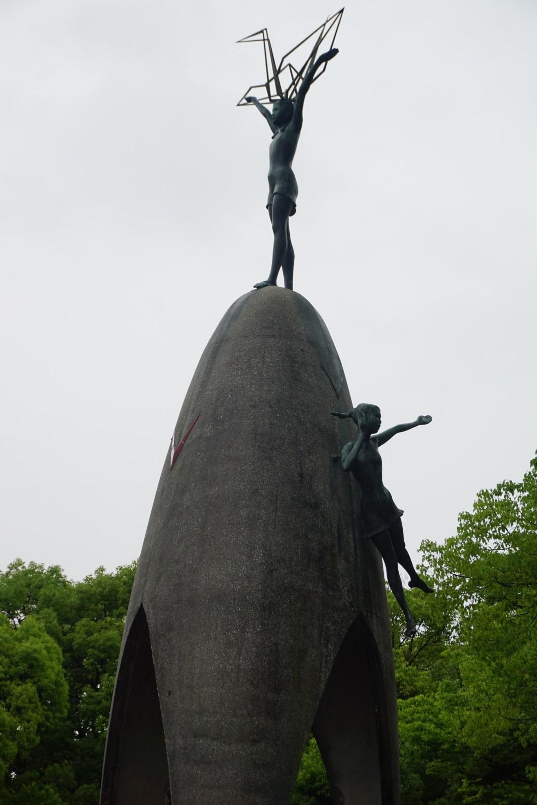 Children's Peace Memorial - Miyajima Island & Hiroshima Itinerary