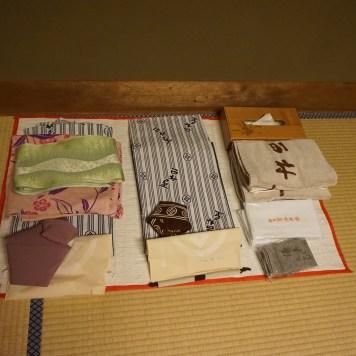 Nishimuraya Honkan   The yukata provided