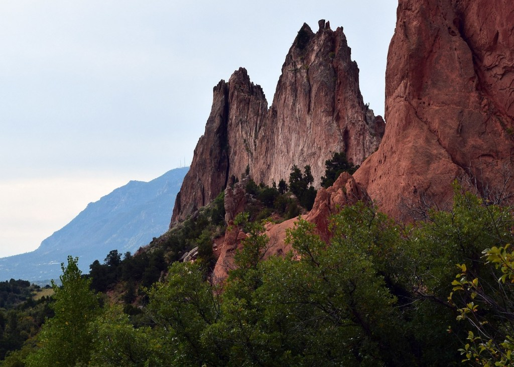 garden of the gods - pages of travel