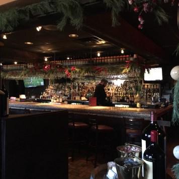 Polo Grill Bar area
