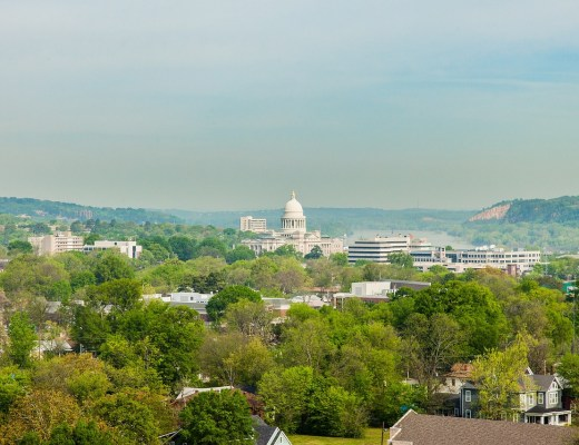 Little Rock State Capital Building - Little Rock, Arkansas | Things to do in Little Rock