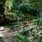 Explore the Ozarks at Devil's Den State Park