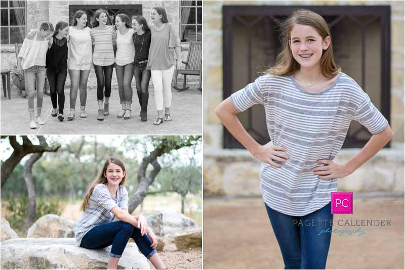 pcp teens, pagette callender photography, San Antonio teen photographer, teen photo session, tween photo session