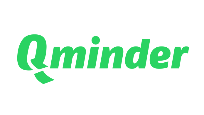 Image result for qminder logo