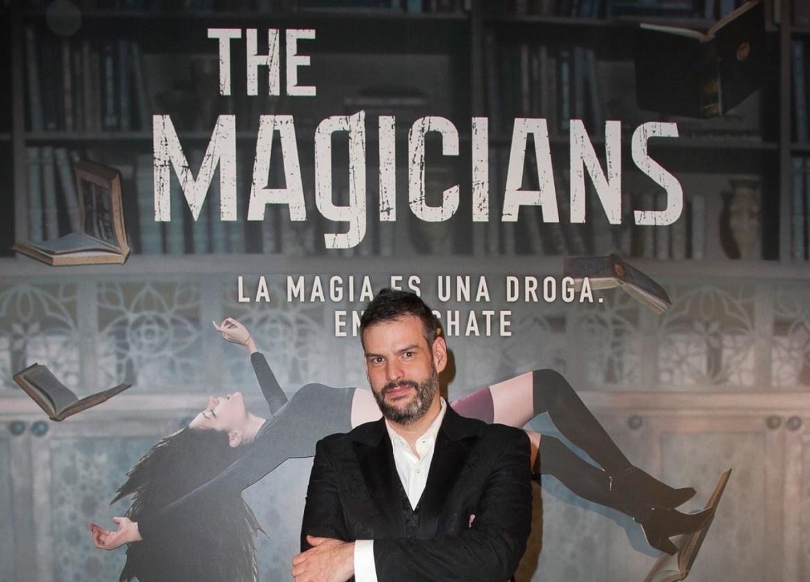 Jorge Astyaro The Magicians