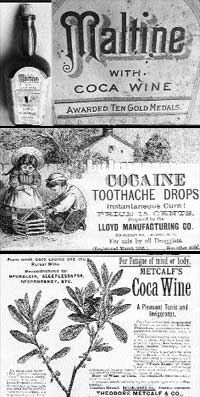 cocaine wine