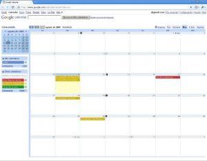Sincronizar Calendario Eventos y Cumpleaños de los Contactos de Gmail