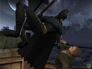 Videojuego de Batman Begins
