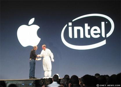 Apple se pasa a Intel y abandona el PowerPC